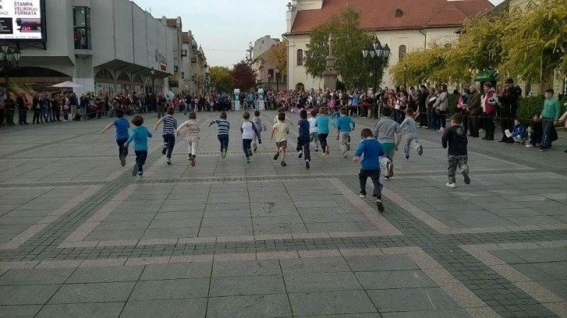 7. Сомборска улична трка