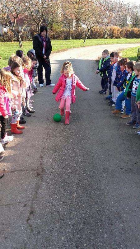 Мали фудбалери