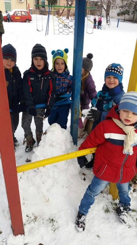 Зимске активности