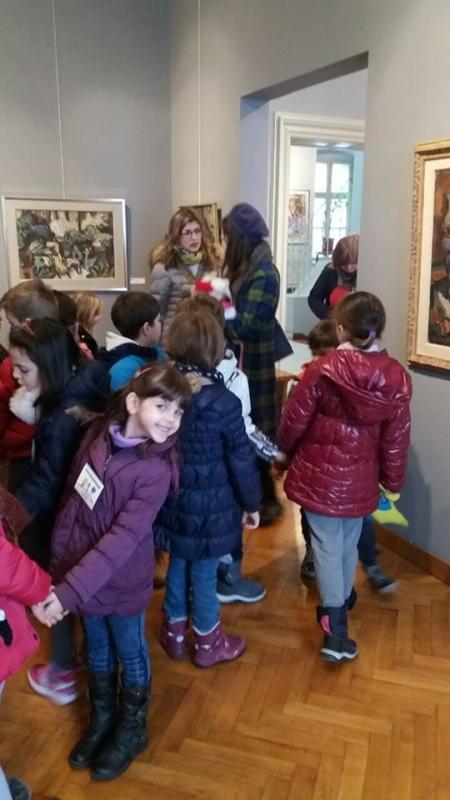 Посета галерији поводом дана града Сомбора