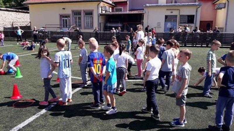 Дечја спортска олимпијада - 2. дан