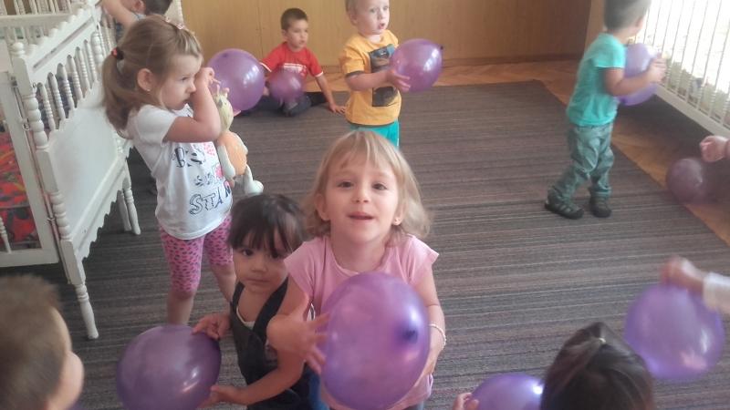 Одбијање балона