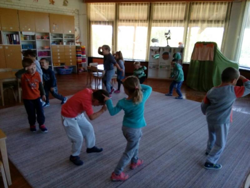 Плесне активности у вртићу
