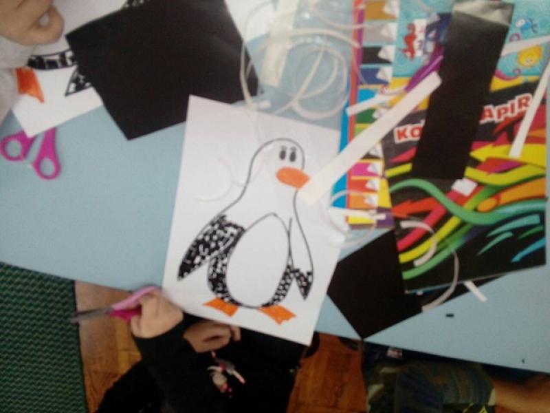 Пингвин Пинго
