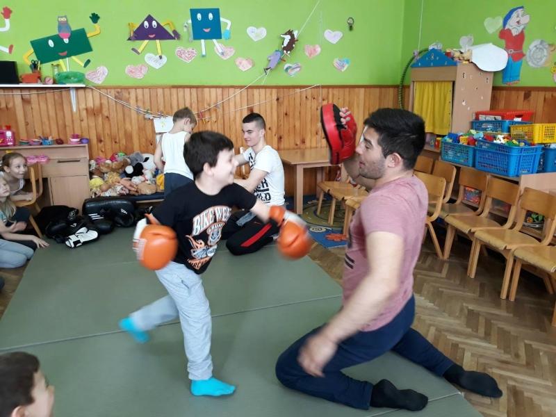 Приказ борилачких вештина