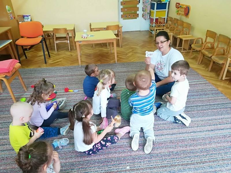 Игровно-језичке активности