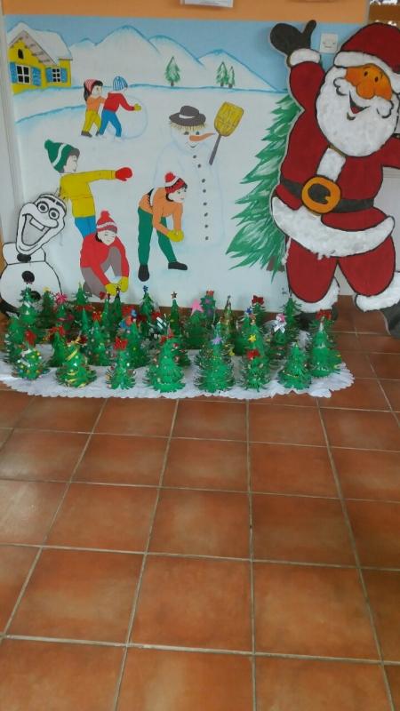 Новогодишња радионица у објекту