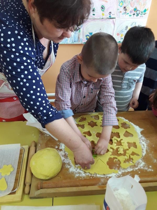 Правимо колаче