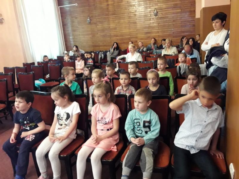 Посета музичкој школи