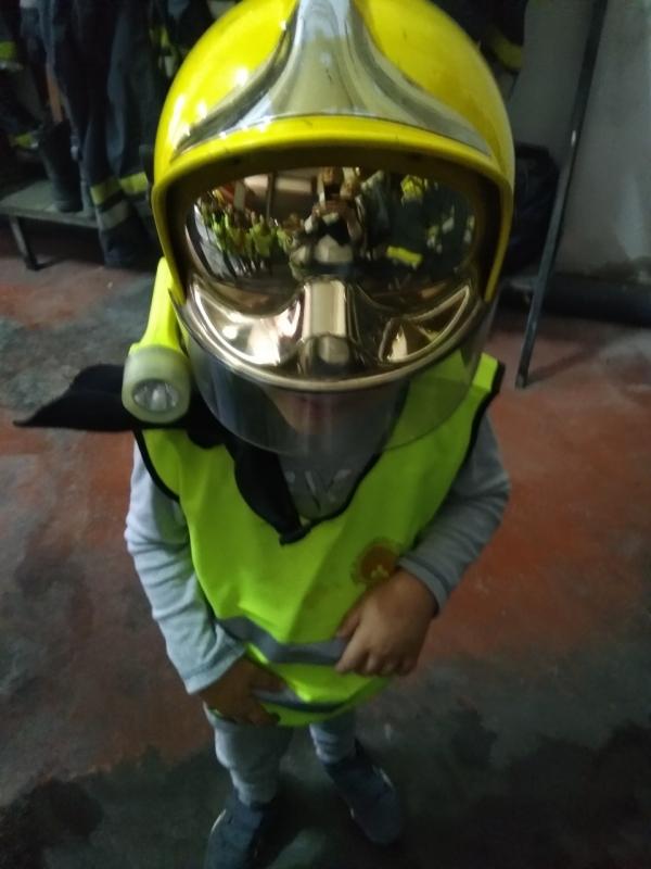 Посета ватрогасцима