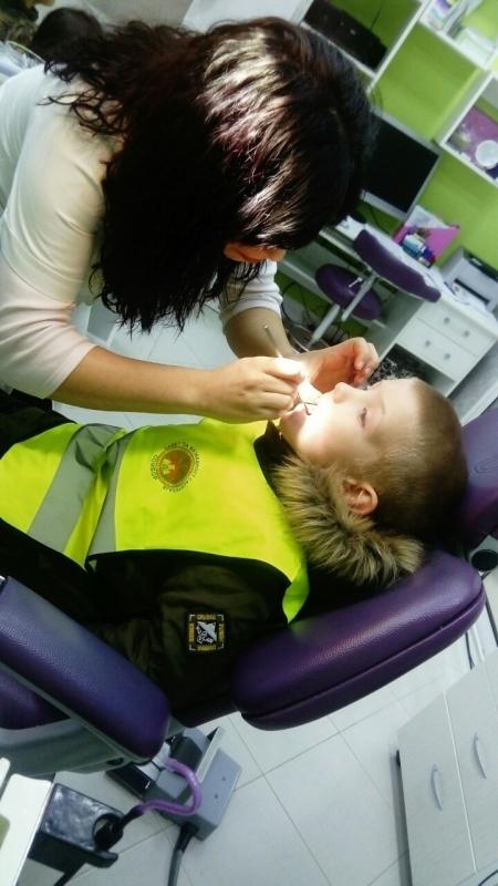 Посета стоматолошкој ординацији