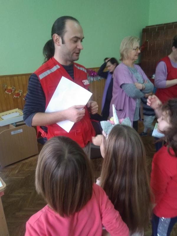 Радионица Црвеног Крста