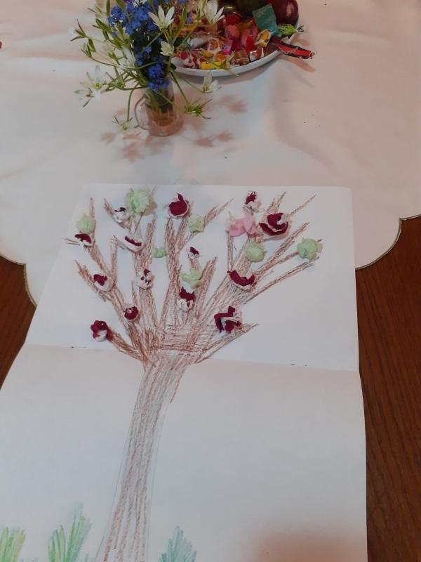 Пролећно дрво