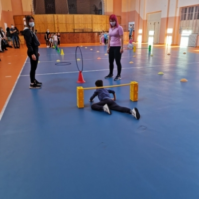 Sportski dan u okviru dečje nedelje