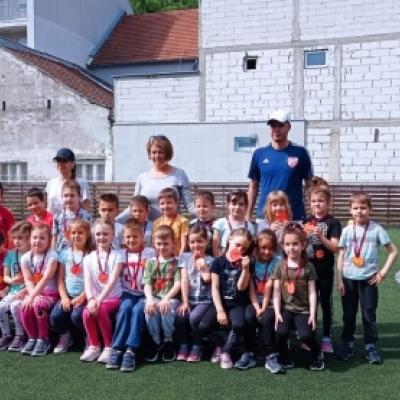 Dečja sportska olimpijada - treći dan