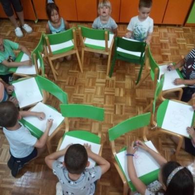 Likovne stolice
